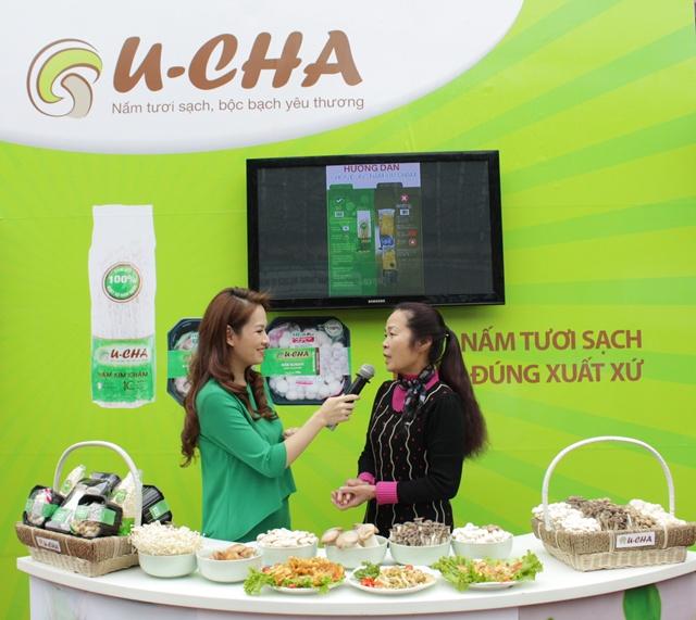 Báo Afamily.vn – Biovegi ra mắt nhãn hàng nấm tươi U-cha