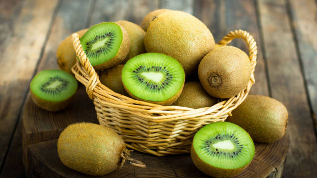 Dinh dưỡng tuyệt vời từ quả kiwi - 2
