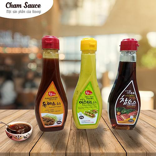 Bản tự công bố sản phẩm Nước chấm thịt Hàn Quốc của công ty cổ phẩn Biovegi