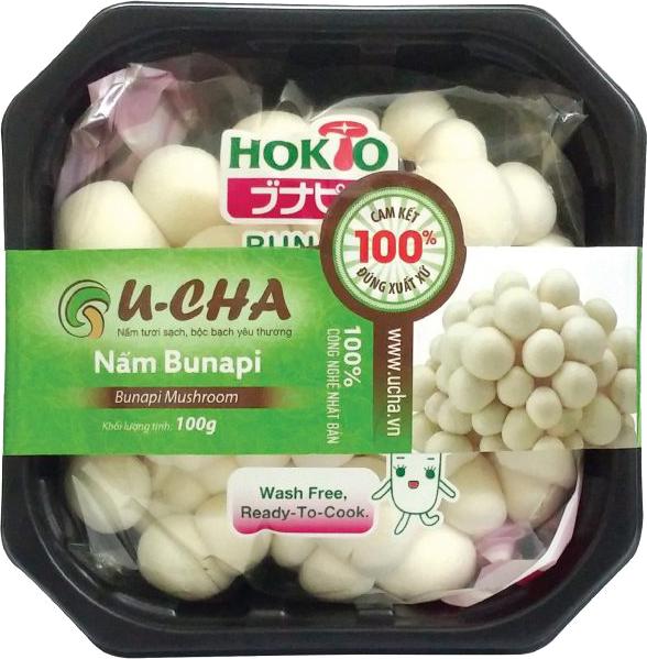 Gía trị dinh dưỡng và công dụng của nấm Bunapi Nhật Bản