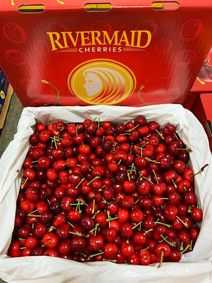 Cherry Mỹ Rivermaid